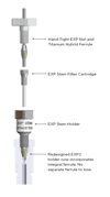optimize  EXP2 Stem Filter Replacement Cartridge