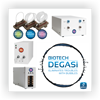 Biotech DEGASi PLUS Classic, 3-channels 480 µl Systec AF
