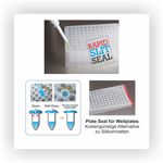 RAPID Slit Seal steril 100 sheets / pack